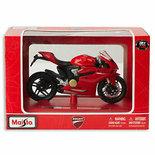 Ducati Panigale 1199 model 1:18