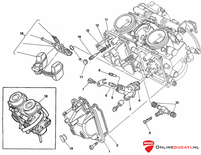 Ducati Carburetor kit
