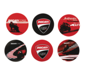 Ducati Corse kitchen