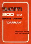 Ducati Darmah - 900SS