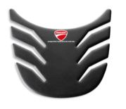 Carbon look tank pad Ducati Multistrada 1200