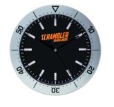 Ducati Scrambler Wall clock Compass