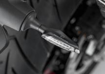 Ducati dynamic led turn indicators