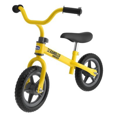 Ducati Scrambler Chicco balance bike