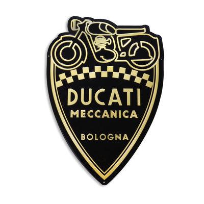 Ducati Meccanica wall plate
