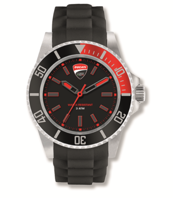 Ducati Quartz watch Race
