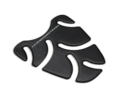 Ducati performance Hypermotard tank pad carbon