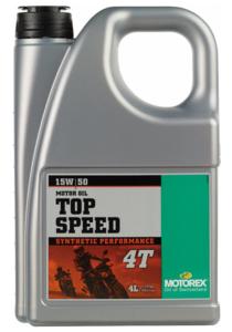Motorex 15w50 Topspeed